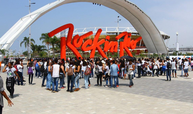 Rock in Rio tem inscrições abertas para 200 vagas temporárias de vigilante
