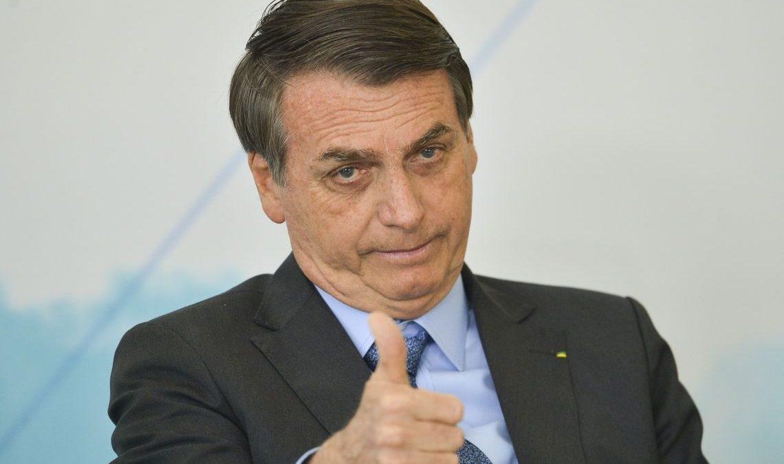 Bolsonaro autoriza Garantia da Lei da Ordem ambiental