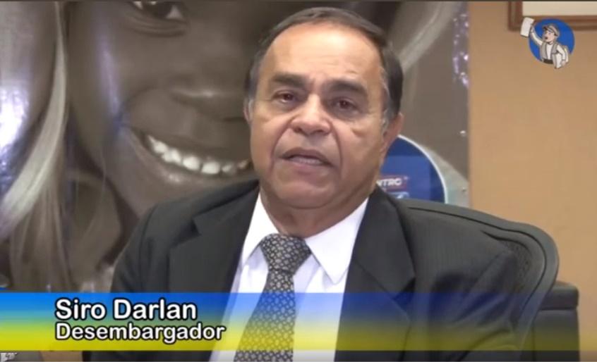 """Siro Darlan: """"O Judiciário é a última instância da Democracia"""", em entrevista ao Tribuna na TV"""