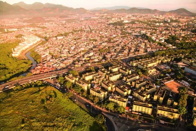 Cinco pessoas morrem em operação contra o tráfico na Cidade de Deus