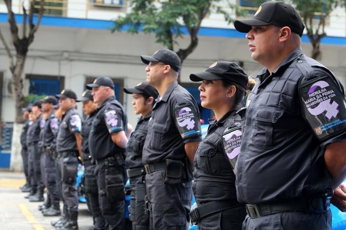 Governo do RJ lança programa Patrulha Maria da Penha