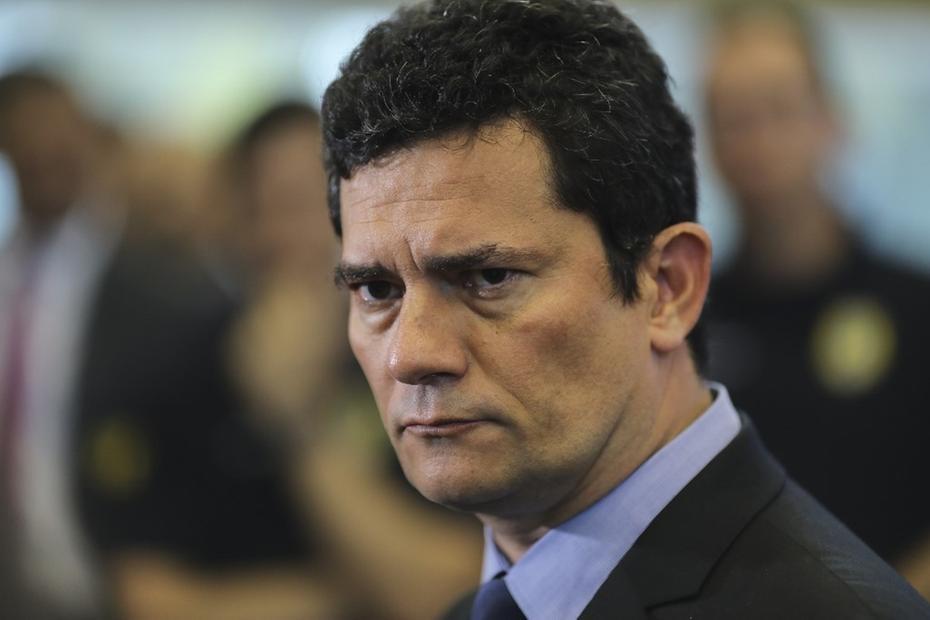"""""""Tudo tem um preço"""", afirma o ministro Sérgio Moro sobre ameaças da facção  PCC"""