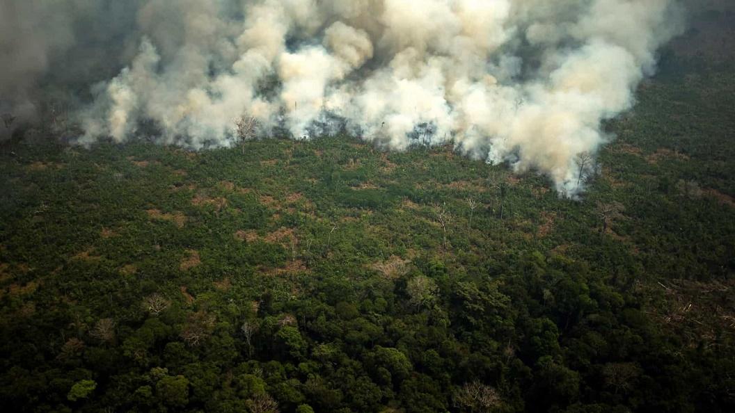 Incêndio na Chapada dos Veadeiros ameaça território quilombola