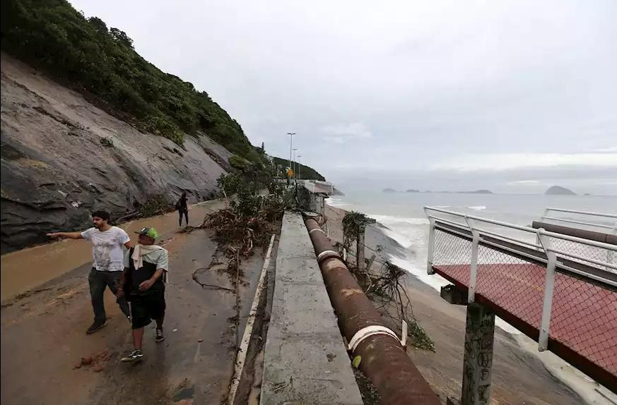 Prefeitura do Rio apresenta laudo para tentar liberar Avenida Niemeyer