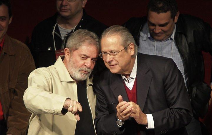Efeito Bendine poderá libertar Lula e Dirceu, mas apenas temporariamente