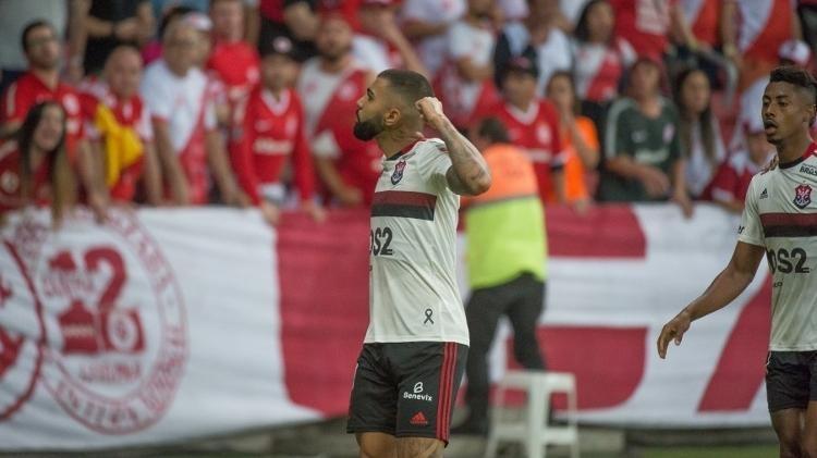 Fla arranca empate com Inter no Beira-Rio e volta à semifinal após 35 anos