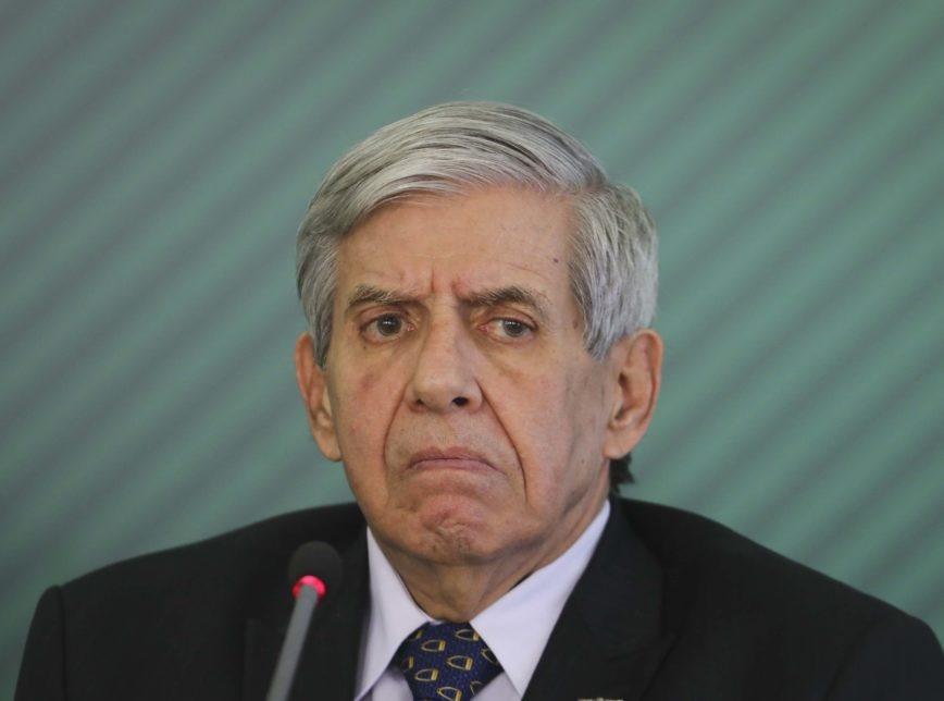 Celso de Mello vai relatar pedido de impeachment de Augusto Heleno, feito pelo PT