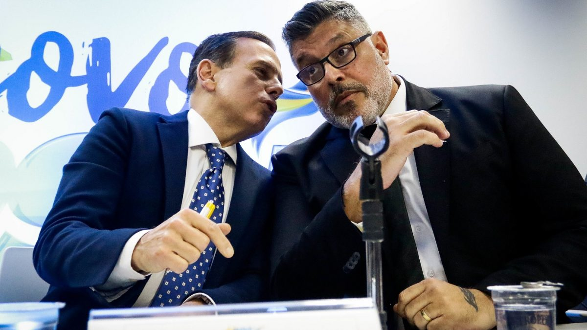 Caciques do PSDB pedem impugnação da filiação de Alexandre Frota