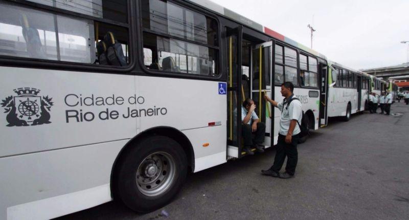 Justiça determina intervenção nas empresas de ônibus do Rio