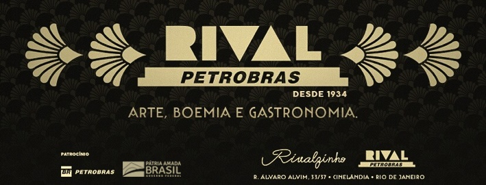 Programação com o DNA do Teatro Rival Petrobras