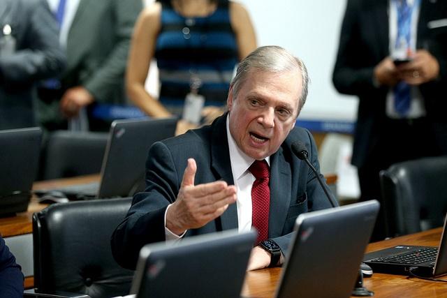 Reforma da Previdência passa pela CCJ e vai ao plenário do Senado