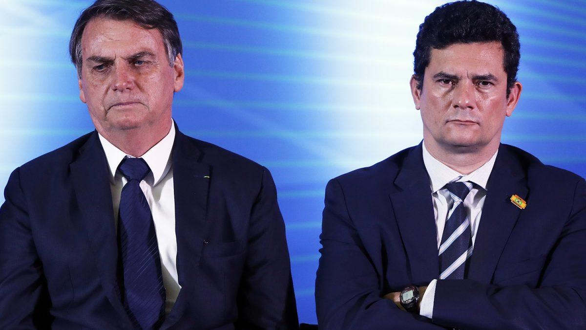 Moro defende Bolsonaro no caso das candidaturas laranjas