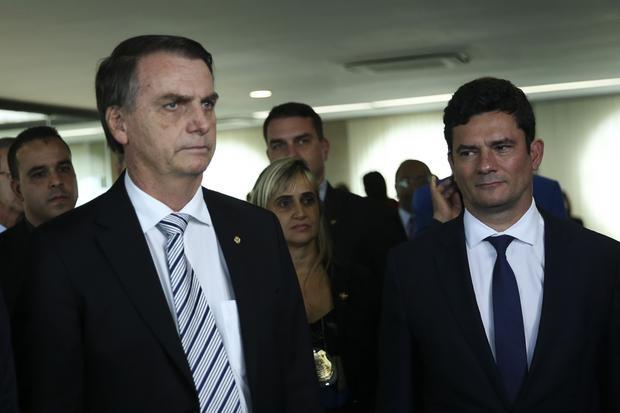 TRF-3 julga nesta quarta processo bilionário que opõe Moro a Bolsonaro