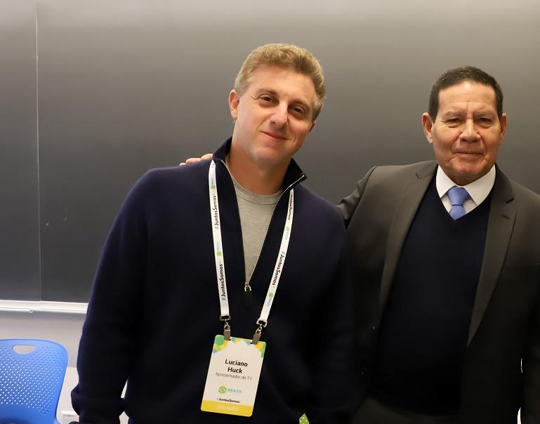 Luciano Huck estabelece ritmo acelerado de articulações para concorrer ao Planalto em 2022