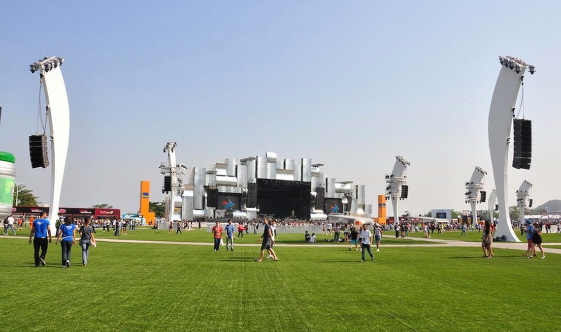 Festival de rock eleva para 78% ocupação hoteleira do Rio