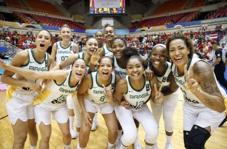 Brasil vence Porto Rico e conquista bronze na Copa America de Basquete