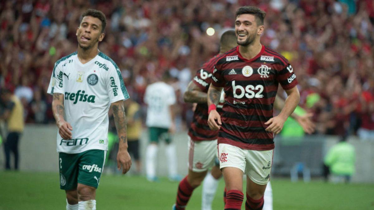 Dupla de zaga do Flamengo ainda é incerta contra Atlético-MG
