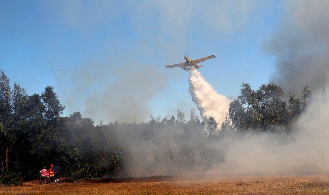 Incêndios: Portugal em alerta máximo