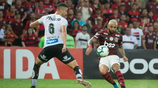 Flamengo se prepara para encarar Grêmio na Libertadores