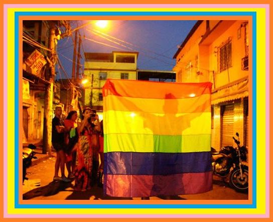 Parada LGBT da Maré, no RJ, destaca que respeito é dever de todos