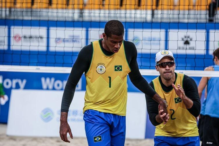Brasil ganha ouro, 5 pratas e 4 bronzes nos Jogos Mundiais Militares