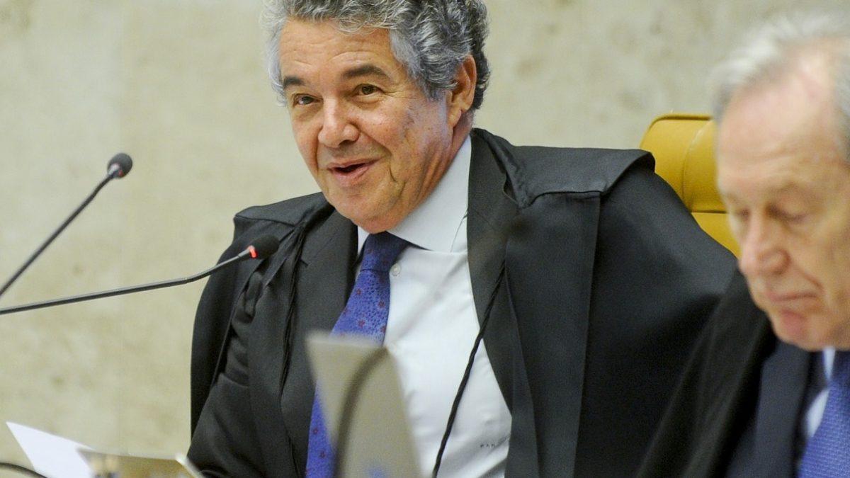Propostas foram ideias, decisão foi proibir execução provisória, diz Marco Aurélio