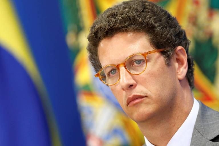 """MP diz que quebra de sigilo de Ricardo Salles é """"imprescindível"""""""