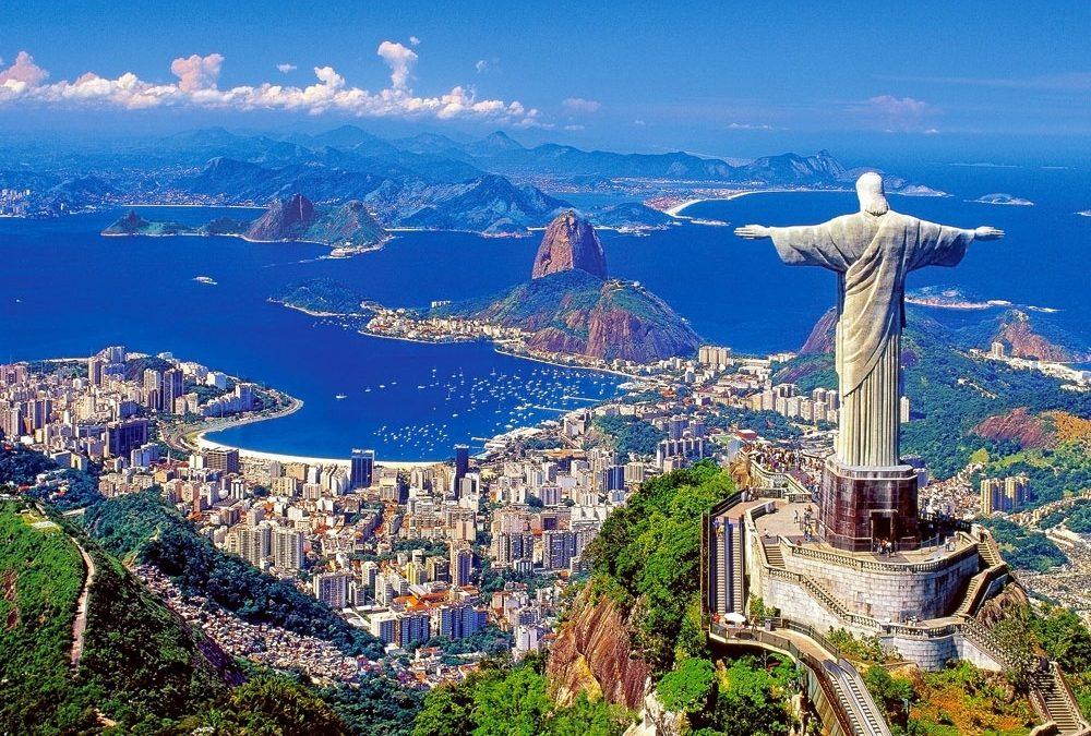 Monumento do Cristo Redentor comemora 88 anos