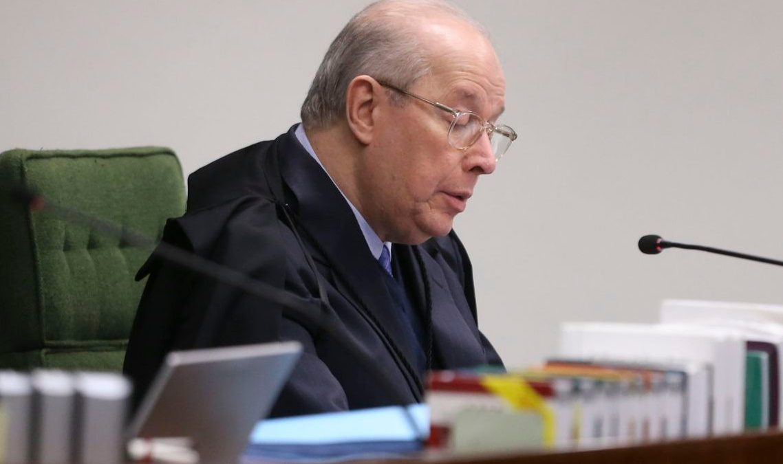 Celso de Mello diz que há indícios de R$ 3,25 mi em propina a deputado