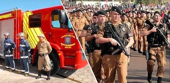 Comissão aprova reforma das aposentadorias de militares, PMs e bombeiros