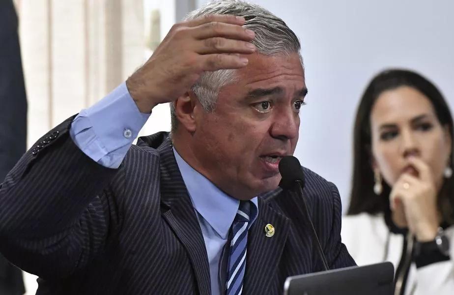 Major Olímpio contraria decisão de Bolsonaro e diz que ministro do Turismo deveria deixar o cargo