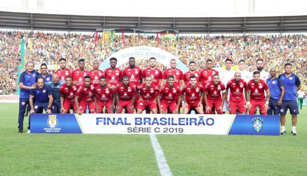 Náutico fatura a Série C do Brasileirão