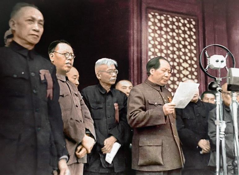 Há 70 anos a Revolução Chinesa vencia: nascia a República Popular da China