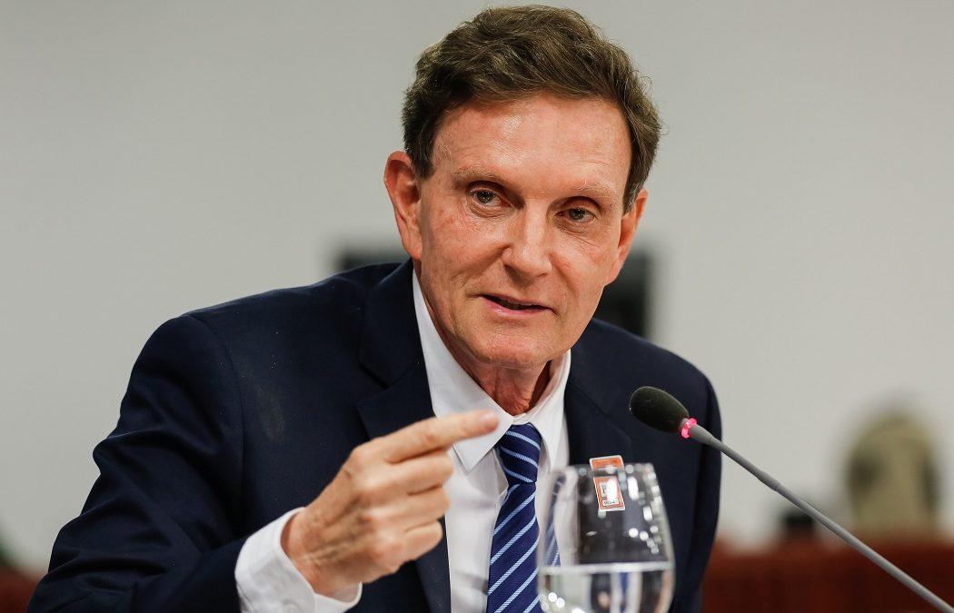 Marcelo Crivella pode sofrer impeachment por encampação da Linha Amarela