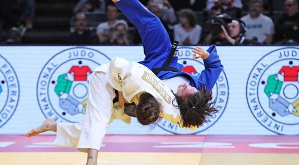 Brasileiros estreiam no World Judô Masters, última competição do ano