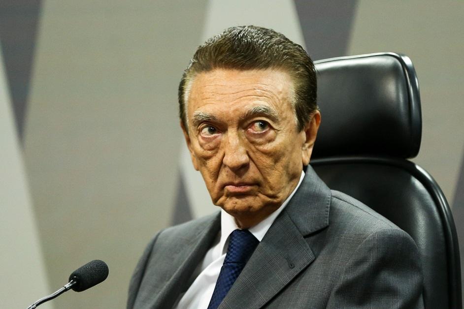 Lava Jato pede para ser mantido o processo penal contra o ex-ministro Edison Lobão