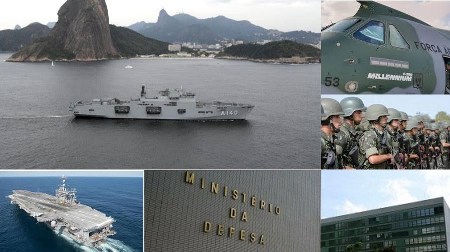 Brasil quer ser grande exportador na área de defesa, diz ministério