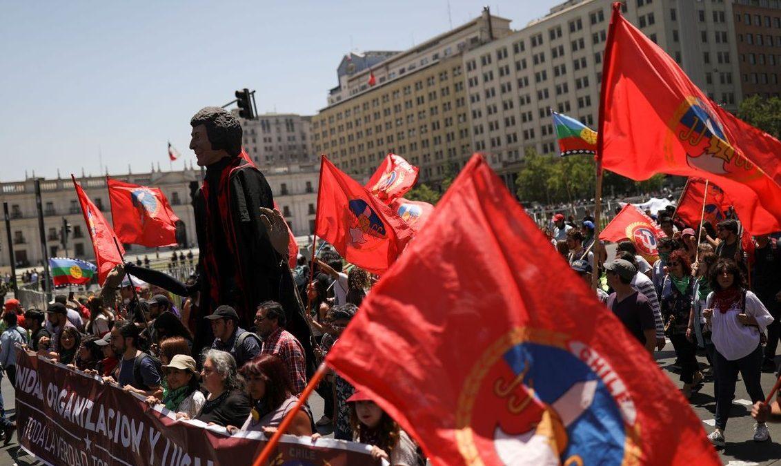 Piñera tem menor índice de aprovação desde a redemocratização