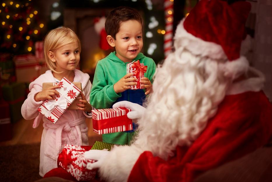 Quando revelar aos pequenos a verdade sobre Papai Noel?