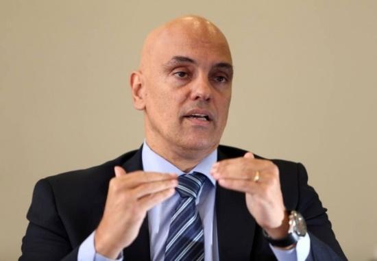"""Alexandre de Moraes diz que criação do juiz de garantias é uma """"opção legítima feita pelo Congresso"""""""