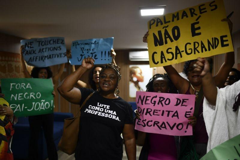 Por desvio de finalidade, juiz suspende nomeação de presidente da Palmares