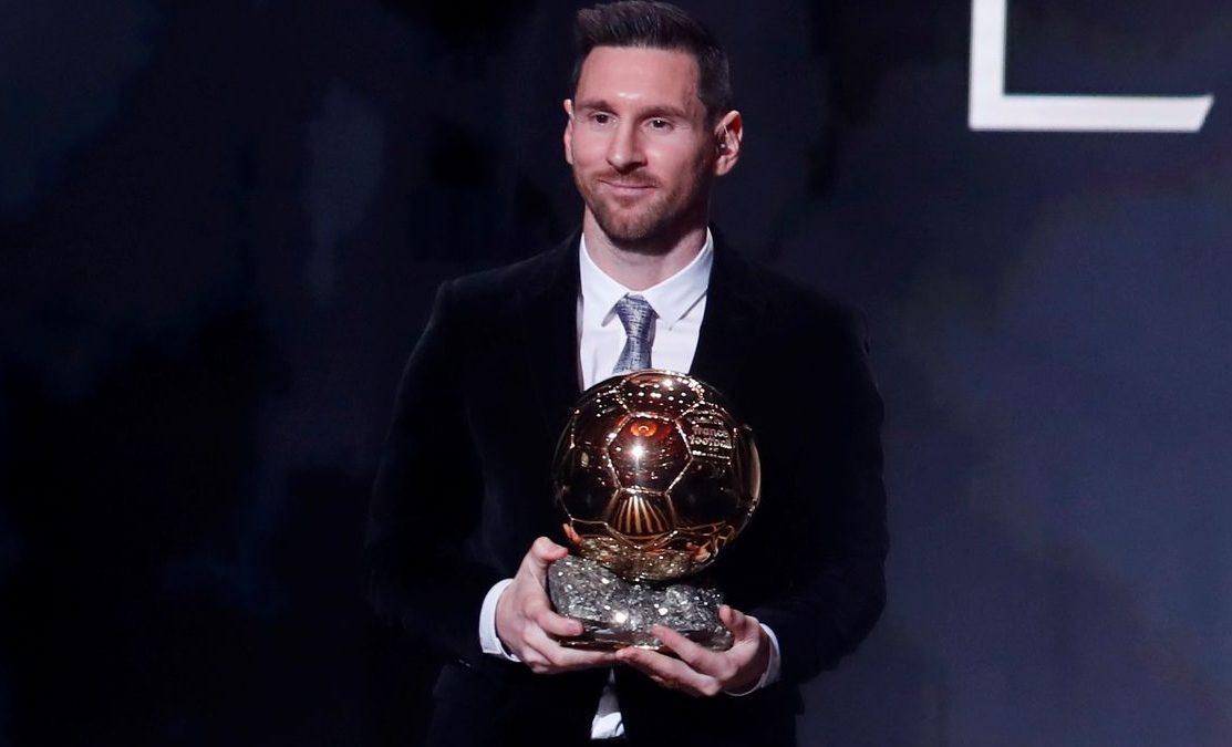 Messi conquista Bola de Ouro pela sexta vez; Brasileiro Alisson é escolhido como melhor goleiro do mundo