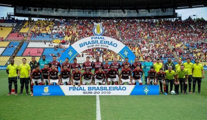 Flamengo volta a ser campeão brasileiro, agora sub-20