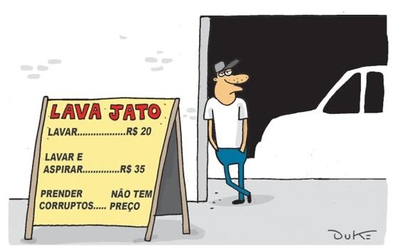 Lava Jato segue com elevado apoio da população e, para 81%, investigações devem continuar