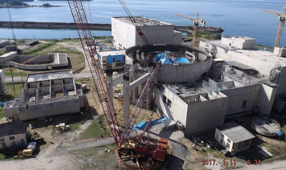 RJ: tribunal declara nulos contratos de montagem de Angra 3