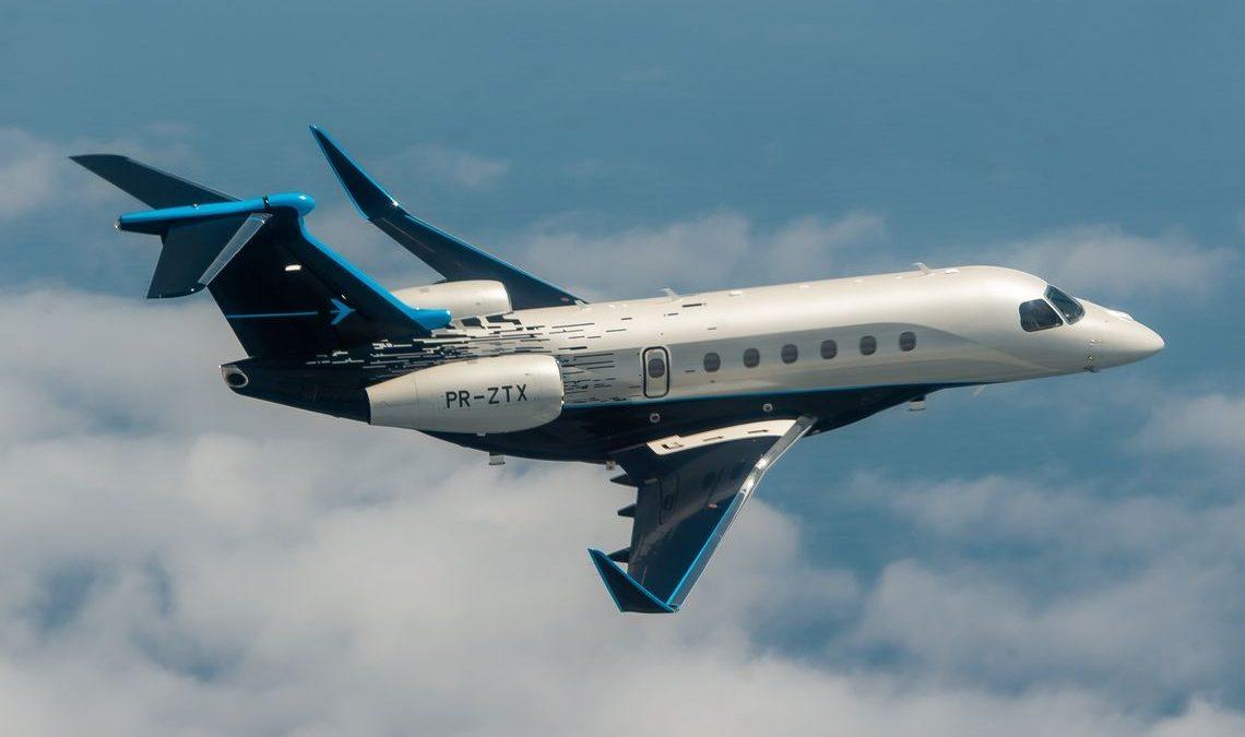 Embraer entra em férias coletivas para preparar fusão com a Boeing