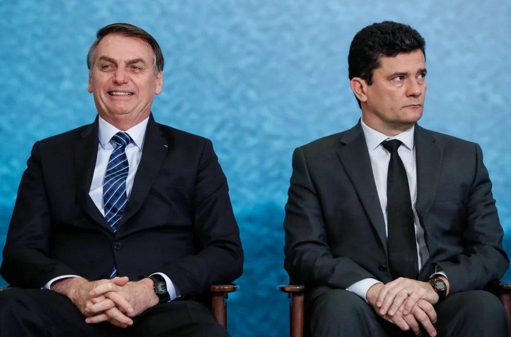 Nova pesquisa eleitoral mostra Bolsonaro à frente de todos, menos de Sergio Moro