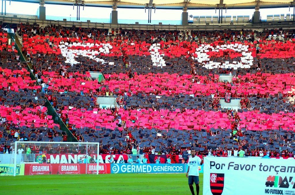 Flamengo poderá ganhar tudo este ano