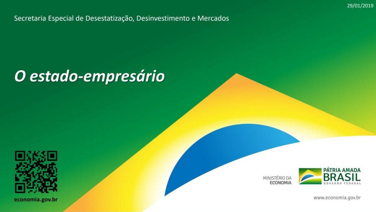 Governo divulga calendário de privatizações elaborado pelo BNDES