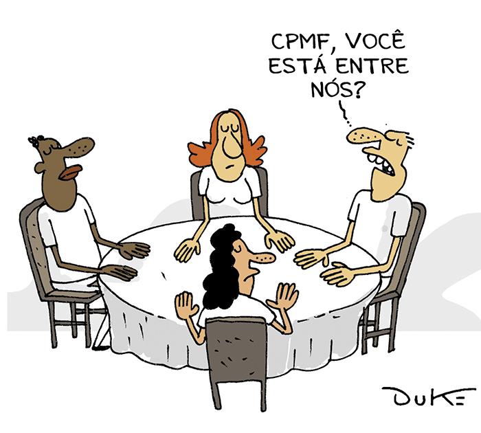 Paulo Guedes vai insistir em novo imposto, nos moldes da antiga CPMF -  Tribuna da Imprensa Livre